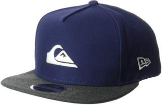 Quiksilver Men's Stuckles Snap Trucker Hat