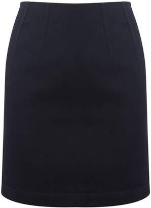 Warehouse Seam Detail Pelmet Skirt