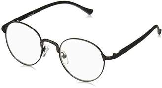 A. J. Morgan A.J. Morgan Unisex-Adult Glib - Power 2.00 53703 Round Reading Glasses