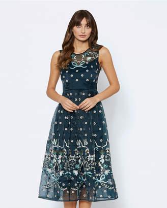 Alannah Hill Flower Paradise Dress