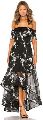 Bronx and Banco Tulip Flower Dress