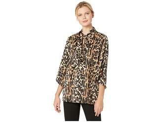 Kenneth Cole New York Flowy Scarf Tunic