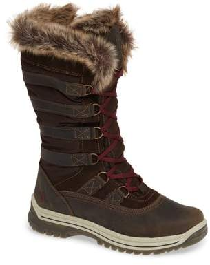 Santana Canada Milani Waterproof Faux Fur Boot