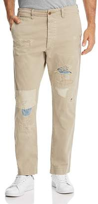 Polo Ralph Lauren Distressed GI Chinos - 100% Exclusive