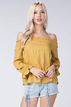 Honeybelle honey belle Sunny Daze Top