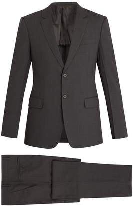 Prada Two-button single-breasted wool suit