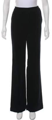 ALEXACHUNG x AG Corduroy High-Rise Pants