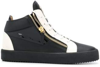 Giuseppe Zanotti Design Kriss high-top sneakers