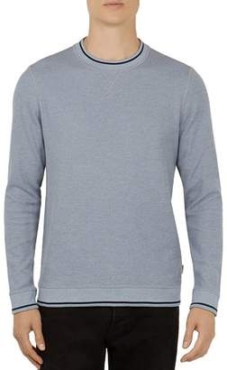Ted Baker Thersty Textured Sweatshirt