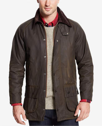 Barbour Men Beaufort Waxed Jacket