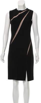 Martin Grant Sleeveless Knee-Length Dress
