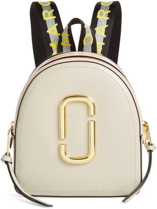 135880587ac5 Marc Jacobs Leather Backpack - ShopStyle
