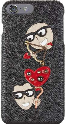 Dolce & Gabbana DGFamily Cupid iPhone 7/8 Plus Case