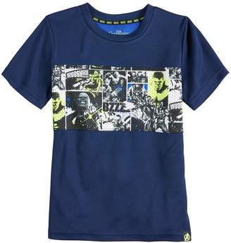 Boys 4-10 Marvel Hero Elite Series Avengers Infinity Wars Collection for Kohl's Surf The Web Active Tee