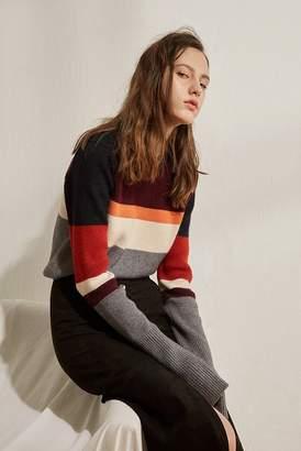 Genuine People Long Sleeved Knit Sweater