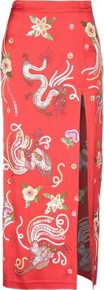 ATTICO Long skirts