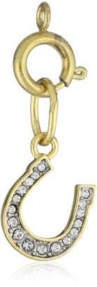 Juicy Couture Pave Horseshoe Charm