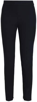 Stretch Cotton-Blend Leggings