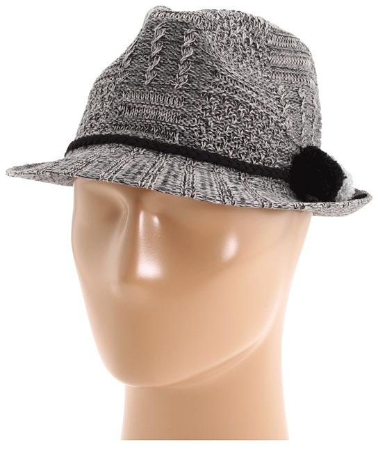 Element Venette Fedora (Heather Grey) - Hats