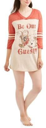 Belle Women's Licensed Weekend Warrior Pajama Sleepshirt,