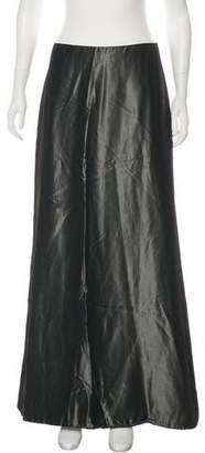 Carmen Marc Valvo Formal Maxi Skirt