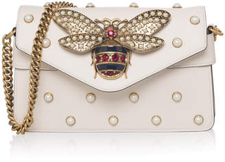 Gucci Broadway Leather Crossbody