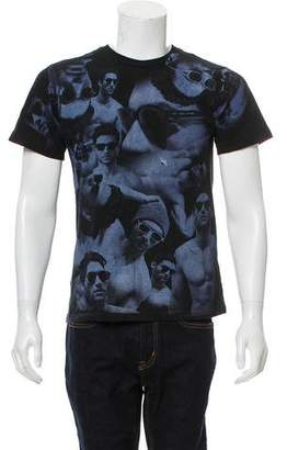 Marc Jacobs Graphic Short Sleeve T-Shirt