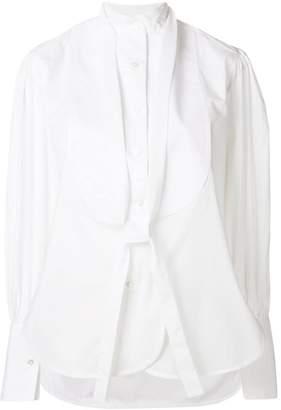 Eudon Choi structured shirt