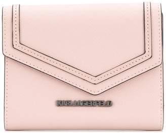Karl Lagerfeld K/Rocky tri-fold wallet