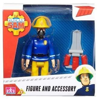 Fireman Sam Figure & Accessory - Sam With Scissors