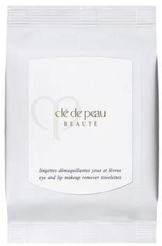Clé De Peau Beaute Eye And Lip Makeup Remover Sheets