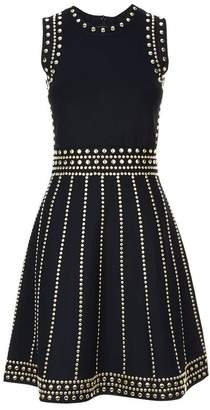MICHAEL Michael Kors Embellished A-Line Dress