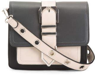 Elisabeth Color Block Shoulder Bag