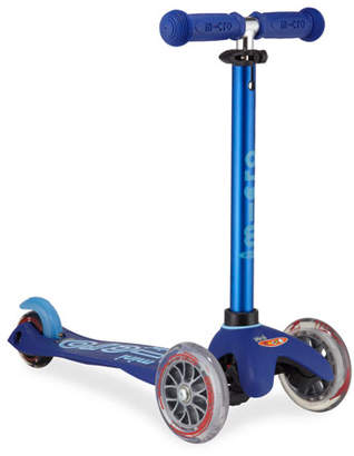 Micro Kickboard Micro Mini Deluxe Kick Scooter, Blue, Ages 2-5