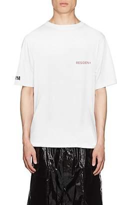 """RtA Men's """"Darkside"""" Cotton T-Shirt"""