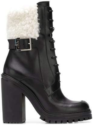 Givenchy Aviator boots
