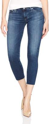 AG Adriano Goldschmied Women's The Stilt Crop Jean