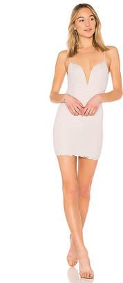 by the way. Mariah Lace Mini Dress
