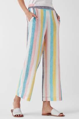 Splendid Stripe Linen Pant