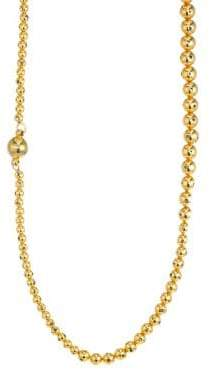 Paula Mendoza Fractals Magdalena Double Necklace
