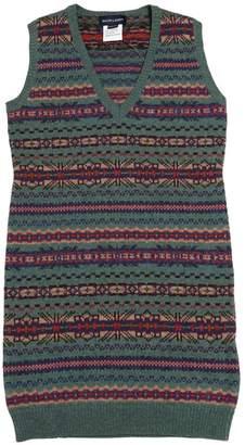 Ralph Lauren (ラルフ ローレン) - Ralph Lauren Childrenswear Cotton And Merino Wool Dress