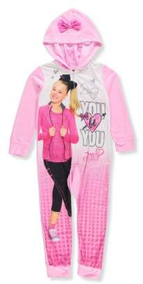 Jo-Jo Jojo Onesie Sleeper Pajama (Big Girl & Little Girl)