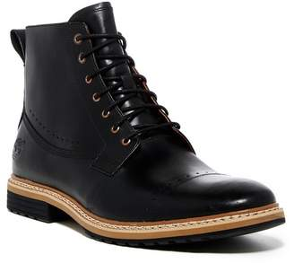 Timberland Westhaven Side Zip Combat Boot