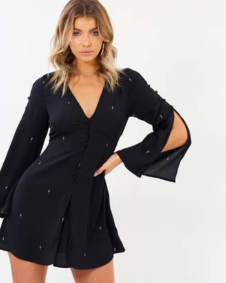 Atmos & Here ICONIC EXCLUSIVE - Bali Flare Sleeve Dress