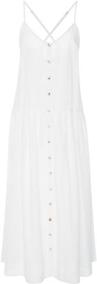 Mara Hoffman Cotton Dress $235 thestylecure.com