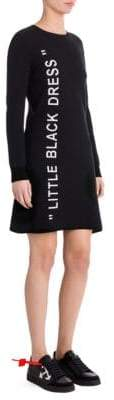 Off-White Little Black Dress