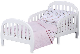 Simmons Slumbertime 2-in-1 Loft Convertible Toddler Bed - White