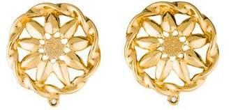 Givenchy Celestial Clip-On Earrings
