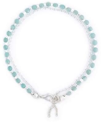 Astley Clarke 'Wishbone Biography' bracelet