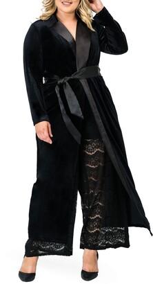 Standards & Practices Freya Wrap Coat Dress